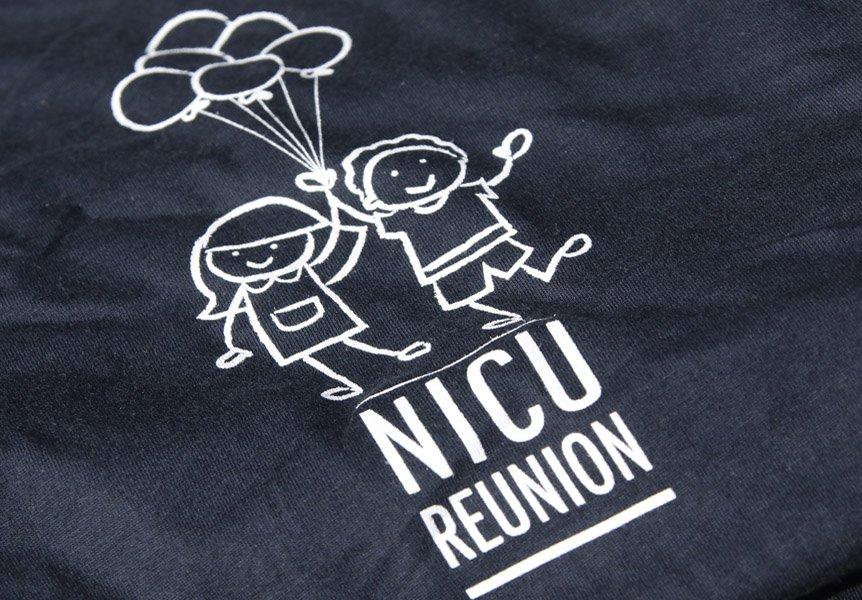 Cottage Children's Medical Center NICU Reunion T-Shirt